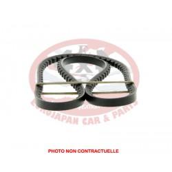 COURROIE Trapézoïdale D'alternateur - 2 courroies nécessaires