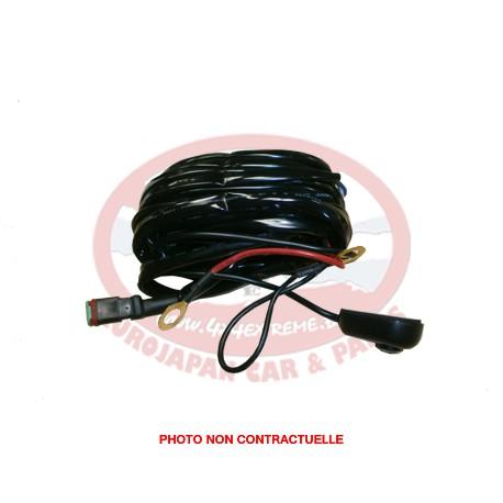 CABLAGE 1 CONNECTEUR - ECLAIRAGE PrecisionXtremLed