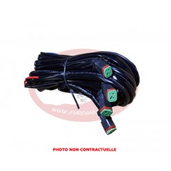 CABLAGE 4 CONNECTEUR - ECLAIRAGE PrecisionXtremLed