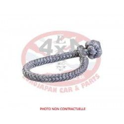 SHACKLE DYNEEMA FLEXIBLE 10MM / 10 TONNE