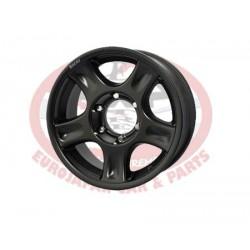ALUMINIUM WHEEL RACER BLACK  7X16 6X139.7 ET-10 CB110.5