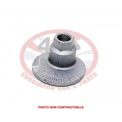 CAMBER ADJUST NUT - For front and rear bolt lower arm front - 2 parts for arm