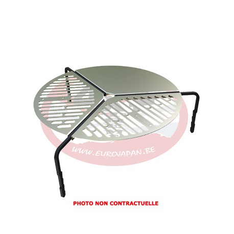 Sapre tire mount braai/bbq grate- Front Runner