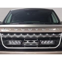 Kit d'intégration LAZER Land Rover Discovery 4 de 2009 à 2014 (Vendu sans les barres LED)