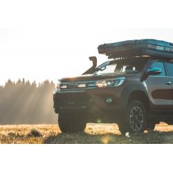Kit d'intégration LAZER Toyota Hilux 2017+ (Vendu sans les barres LED)
