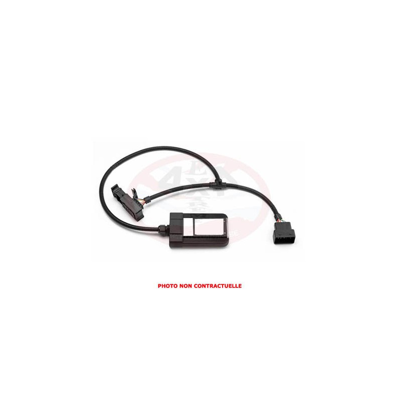 Performance chip Nissan Navara 2 5 DI 133 ch - +46 Cv - +81 Nm