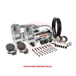 Kit Compresseur - Dual Silver 450C Value Pack (12V)