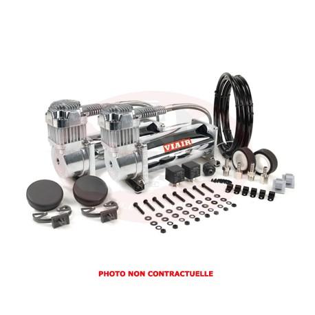 Kit Compresseur - Dual Silver 450C Value Pack (12V)