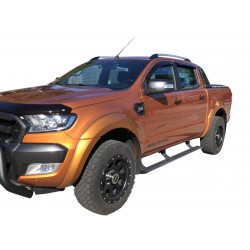 MOTORIZED SIDESTEP FORD RANGER 2016+ DOUBLE CAB