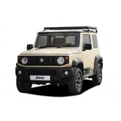 Suzuki Jimny (2018-Current) Slimline II 3/4 Roof Rack Kit