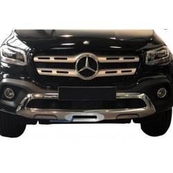 PLATINE montage treuil - Mercedes Classe X / D23 / Alaskan