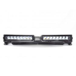 """LAZER - POD Rallye 2 lampes """"Ford Fiesta"""" avec réglage fin (inclus 2 x Triple-R 1000 Elite)"""