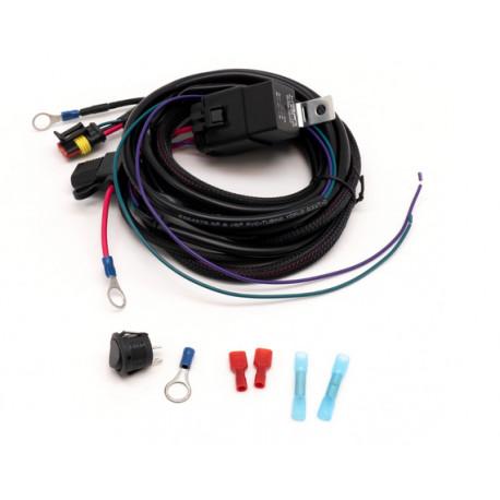 LAZER - Kit câblage 1 lampe (Avec feux de position)