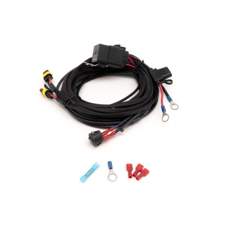 LAZER - Kit câblage 2 lampes (Low power, 12V)