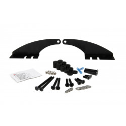 LAZER - Roof Mounting Kit - Ford Ranger (with Roof Rails) - 42mm Height (Linear-36)
