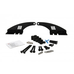 LAZER - Roof Mounting Kit - Ford Ranger (with Roof Rails) - 57mm Height (T24)