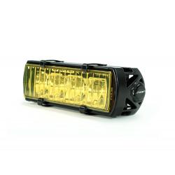LAZER - Amber Reeded Lens Kit - 15 Degree (Horiz) - ST Evolution