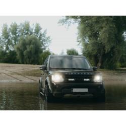 LAZER - Kit d'intégration 2x Triple-R 750 STD - Land Rover Discovery 4 (2014+)
