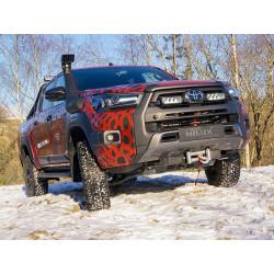 LAZER - Kit d'intégration 2x Triple-R 750 STD - Toyota Hilux Invincible-X (2021+)