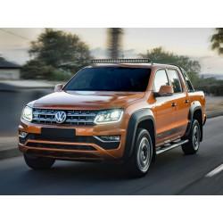 """LAZER - Kit de montage sur le toit Triple-R 24 """"Gen 2"""" - VW Amarok (Sans rails)"""