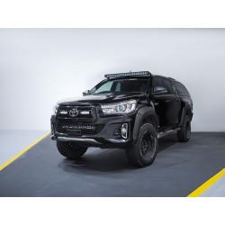 """LAZER - Kit de montage sur le toit Triple-R 24 """"Gen 2"""" - Toyota Hilux (Sans rails)"""
