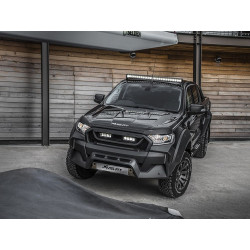 LAZER - Kit de montage sur le toit Triple-R 24 - Ford Ranger (Sans rails)