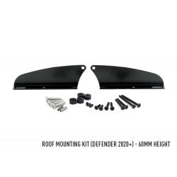 LAZER - Kit montage sur toit DEFENDER - 60mm (Linear)