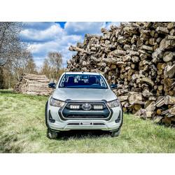 LAZER - Kit d'intégration 2x Triple-R 750 - Toyota Hilux (2021+) (Active, Icon & Invincible)