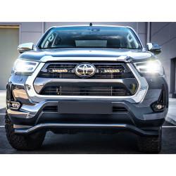 LAZER - Kit d'intégration 2x Linear-6 - Toyota Hilux (2021+) (Active, Icon & Invincible)