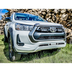 LAZER - Kit d'intégration 2x Triple-R 750 Elite - Toyota Hilux (2021+) (Active, Icon & Invincible)