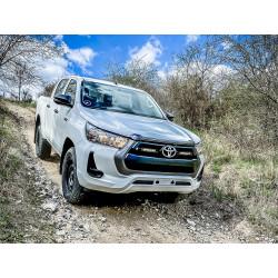 LAZER - Kit d'intégration 2x Linear-6 Elite - Toyota Hilux (2021+) (Active, Icon & Invincible)