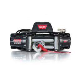 TREUIL WARN - VR-EVO 8 - 3.7T - 12V - Cable acier 8 mm x 27.4 m