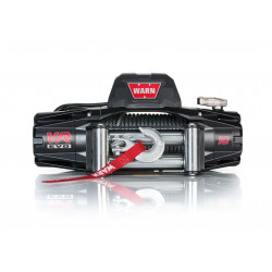 TREUIL WARN - VR-EVO 10 - 4.5T - 12V - Cable acier 9 mm x 27.4 m