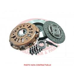 CLUTCH KIT REINFORCED NISSAN NAVARA D40 (YD25DDTi - with full wheel motor - 190cv) XTREME OUTBACK (Organic)