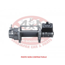 WARN WINCH INDUSTRIAL HAULING S15-A-2D ELECT. 24V