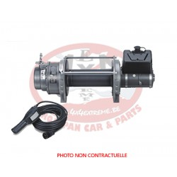 WARN WINCH INDUSTRIAL HAULING S18-A-2D ELECT. 24V