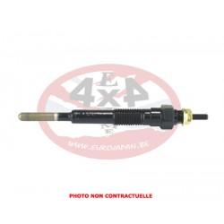 --BOUGIE de PRECHAUFFAGE [HKT] 20,5V - L: 101mm - 4 - 6 Cylindres ( DG-235 )