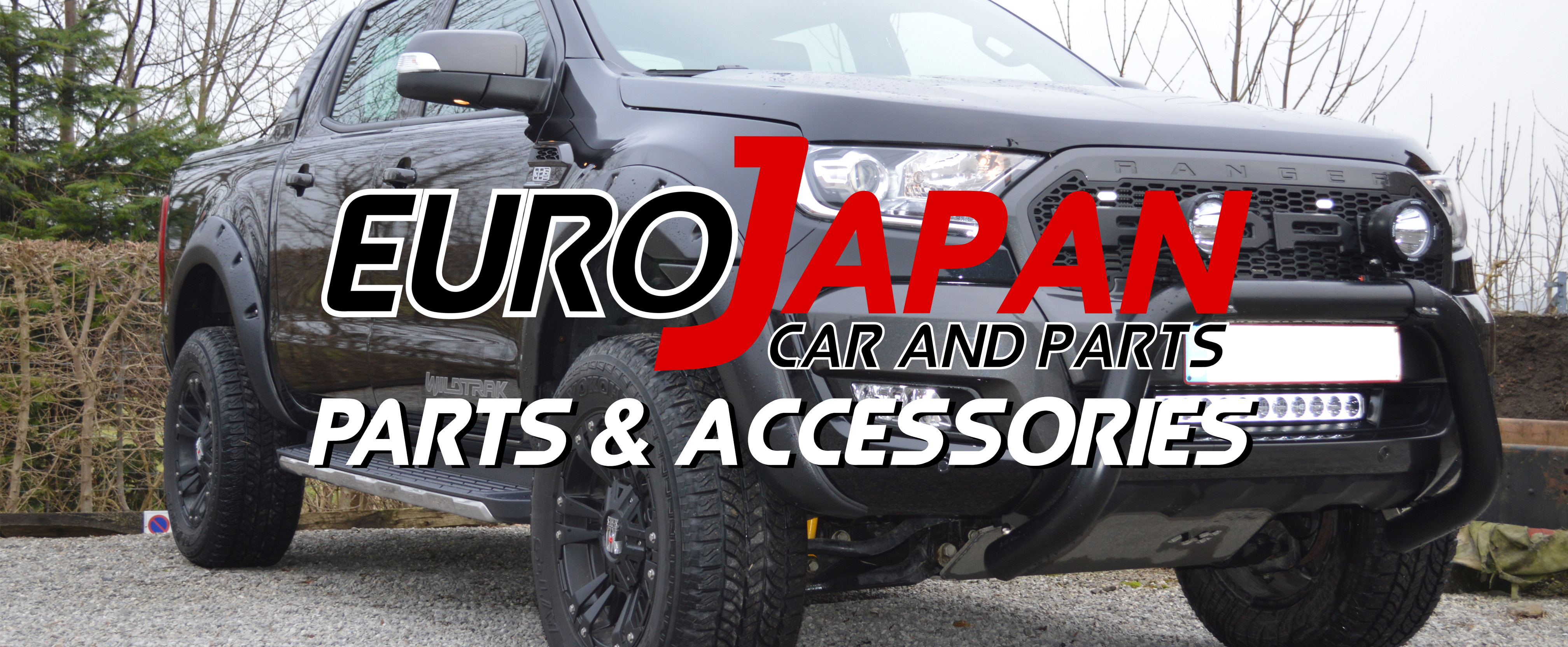 Accessoires Pick up Ford / Eurojapan
